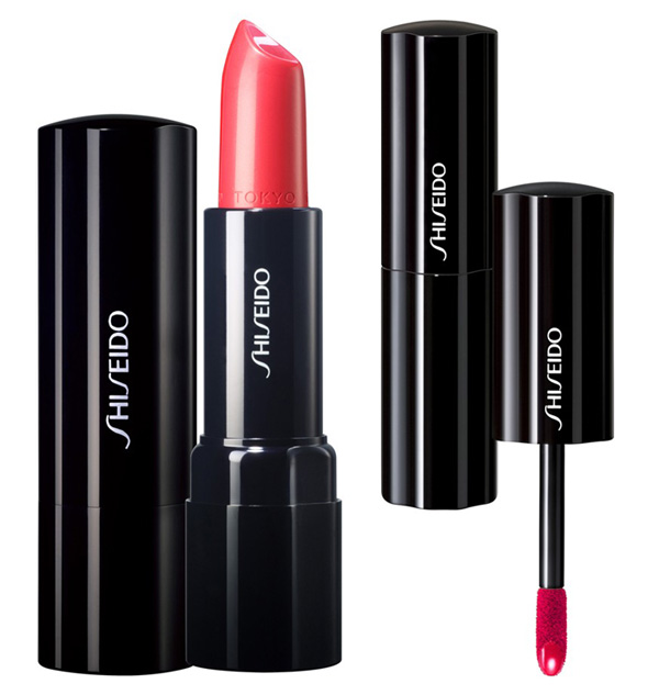 Shiseido Makeup Collection for Fall 2013 lip products