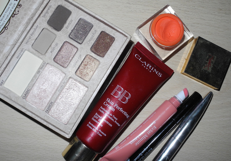 Summer Makeup Clarins YSL Too Faced Ellis Faas