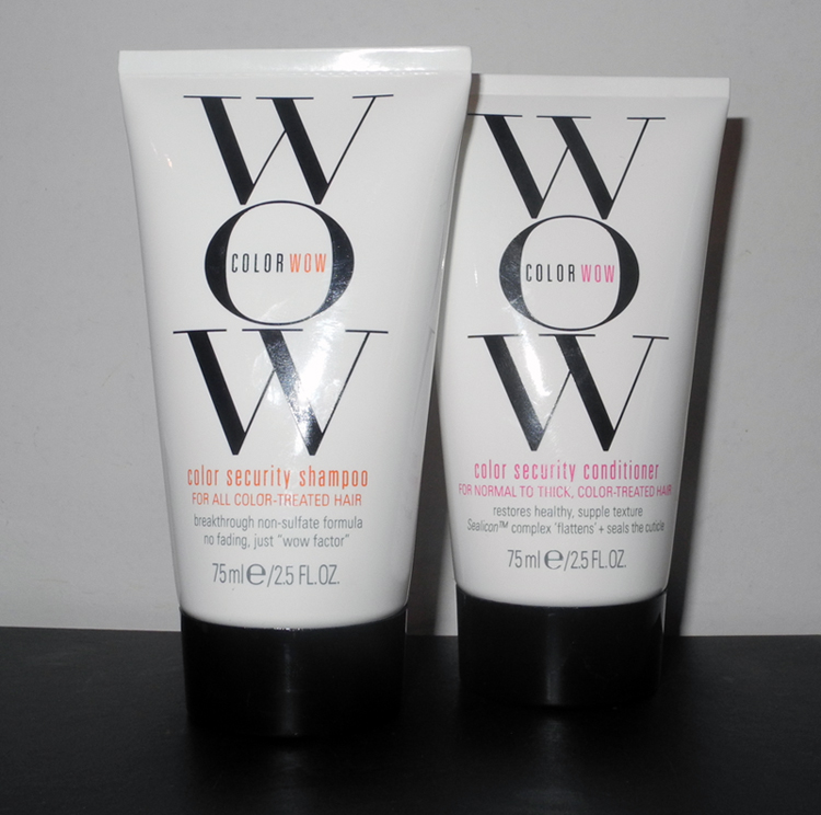 Color Wow Color Security  Shampoo and Conditioner  Review