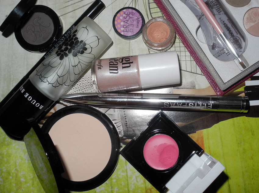 Face Of The Day Rouge Bunny Rouge Benefit No7 Ellis Faas Anastsia