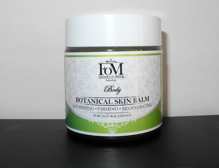 FoM Botanical Skin Balm Review 1