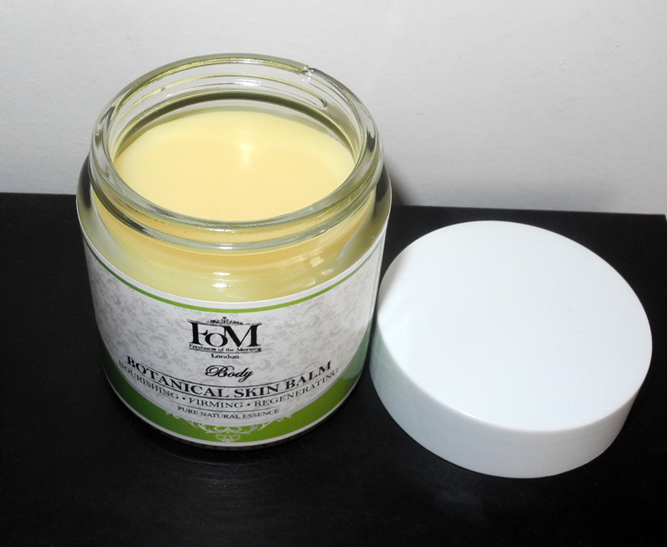 FoM Botanical Skin Balm Review