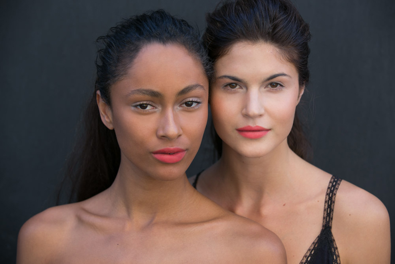 Get the Look from Christian Siriano Spring 2014 NYFW with Houglass Cosmetics