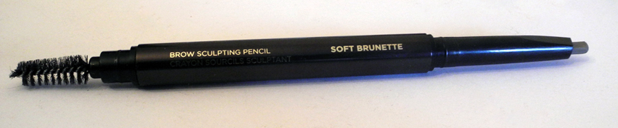 Hourglass Arch Brow Sculpting Pencil in Soft Brunette Review and Swatches 1