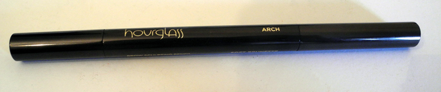 Hourglass Arch Brow Sculpting Pencil in Soft Brunette Review and Swatches 3