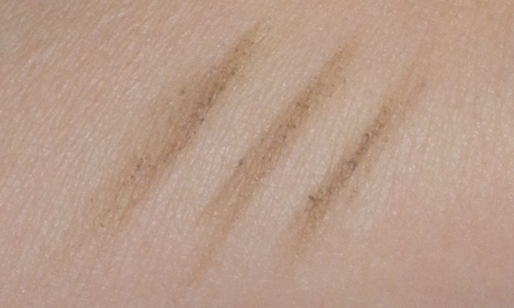 Hourglass Arch Brow Sculpting Pencil in Soft Brunette Review and Swatches