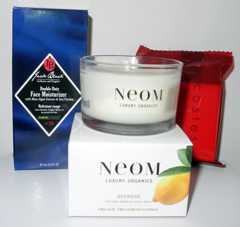 New Beauty Purchases Jack Black Neom Costes Makeup4all
