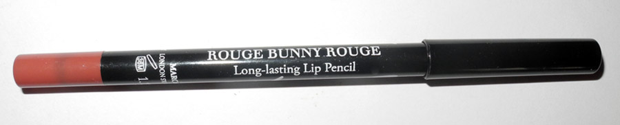 Rouge Bunny Rouge Long-Lasting Lip Pencil Forever Yours in Marco review and lip swatches