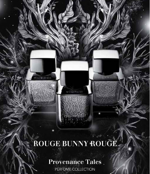 Rouge Bunny Rouge Provenance Tales Fragrance Collection