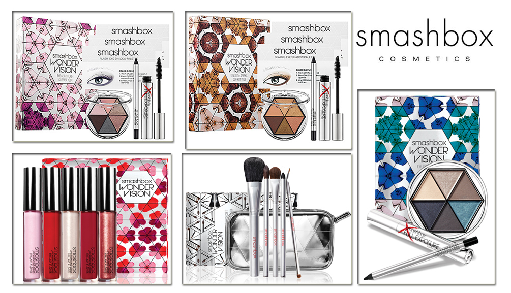 Smashbox Makeup Collection for Holiday 2013