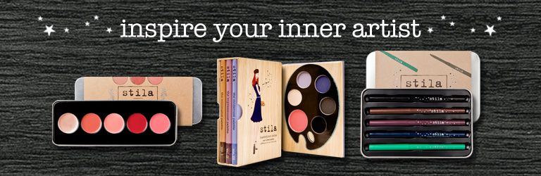 Stila Makeup Collection and Kits for Holiday 2013