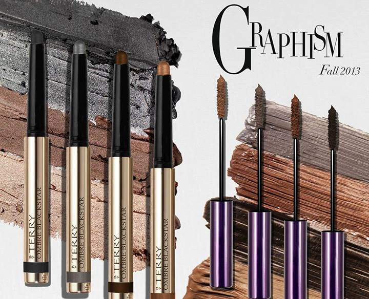 by Terry Graphism makeup collection for eye brows fall 2013