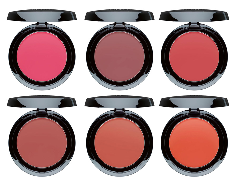 ArtDeco Cream Rouge For Cheeks and Lips all shades