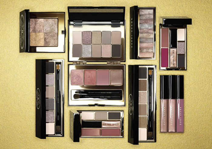 Bobbi Brown Makeup Collection for Holiday 2013 promo