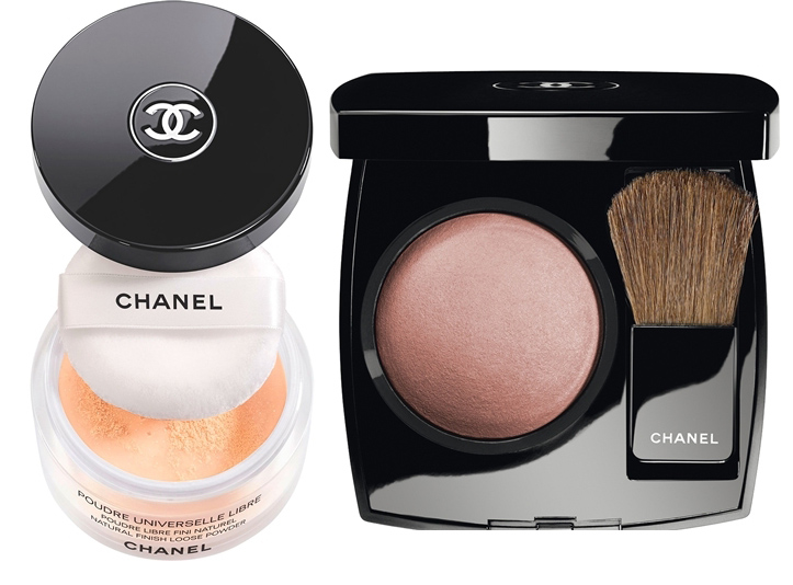 Chanel Nuit Infinie de Chanel Makeup Collection for Christmas 2013 face products