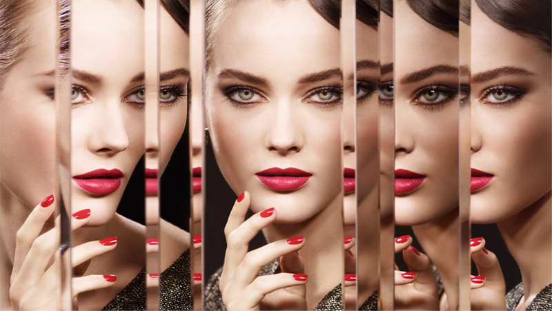 Chanel Nuit Infinie de Chanel Makeup Collection for Christmas 2013 promo