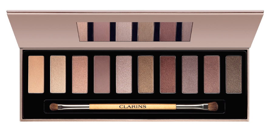 Clarins Mineral Eye Make-Up Palette Christmas 2013