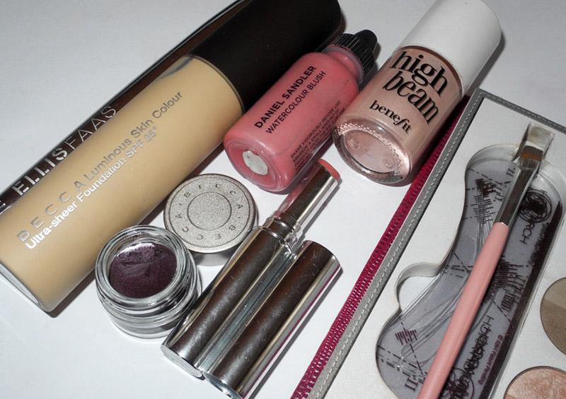 Face Of The Day Makeup4all BECCA, Daniel Sandler, Ellis Faas, Anastasia, Benefit