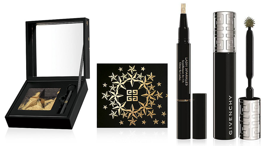 Givenchy Makeup Collection for Christmas 2013 eye products