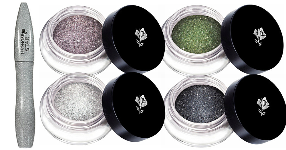 Lancome Happy Holidays Makeup Collection for Christmas 2013 eye products