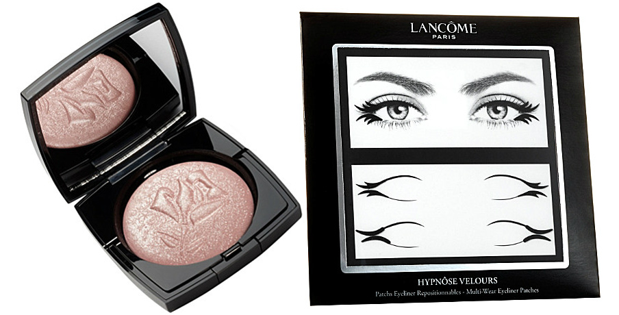 Lancome Happy Holidays Makeup Collection for Christmas 2013 eyes and powder