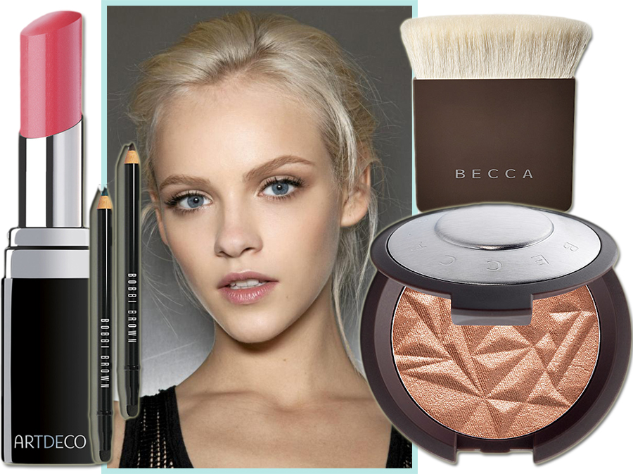 New Makeup Products BECCA, Bobbi Brown, Artdeco Makeup4all