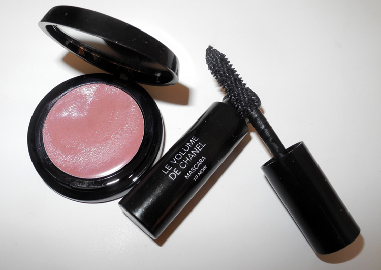 October 2013 Beauty Favourites artdeco and chanel