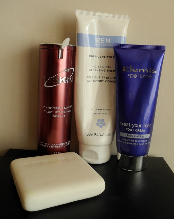 October 2013 Beauty Favourites costes ren elemis 111skin