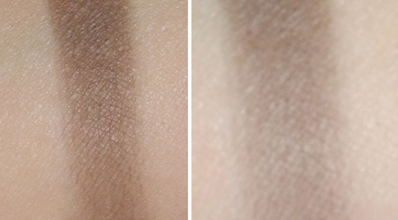 Rouge Bunny Rouge When Birds Are Singing Long-Lasting Matt Eye Shadow in Blackpepper Jay Review and Swatches 2