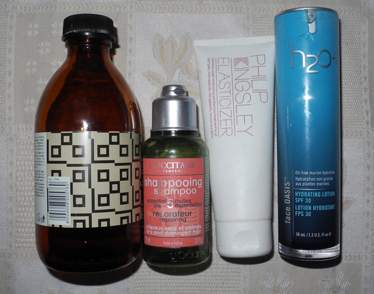 Autumn beauty empties face creams andhair products makeup4all