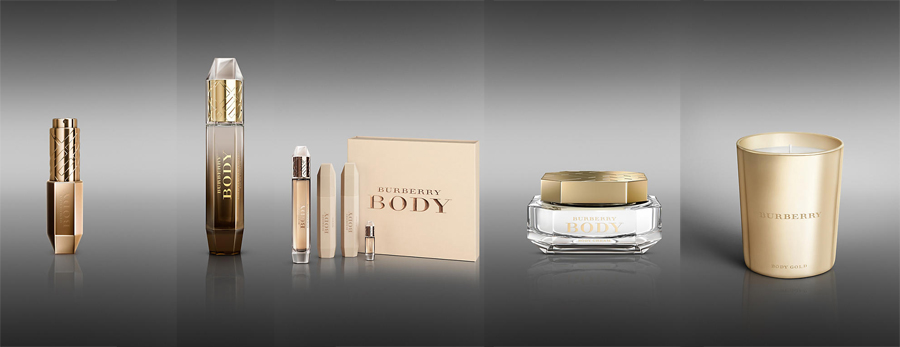 Burberry Golden Light Makeup Collection for Christmas 2013 burberry body perfume