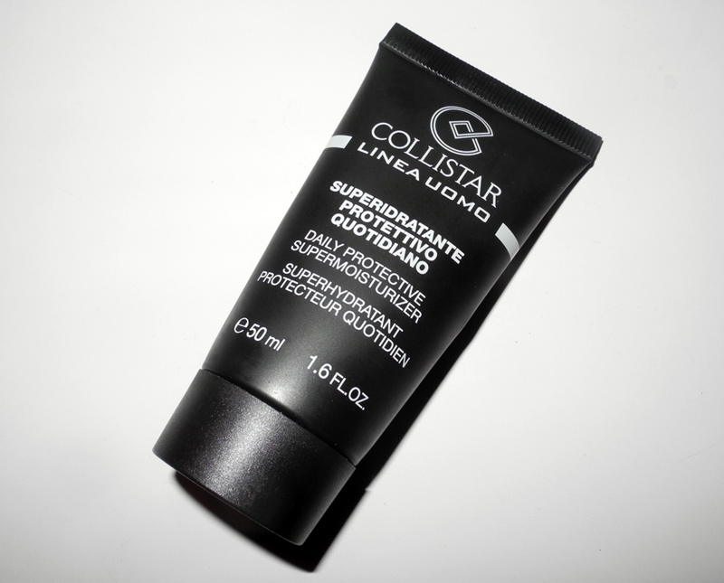 Collistar Daily Protective Supermoisturizer with vitamin E best face cream for men