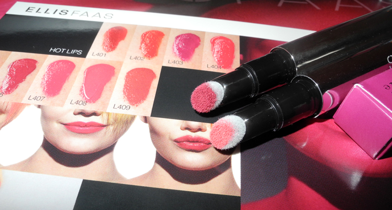 Ellis Faas Hot Lips Review and Swatches L406 and L408 rave 2