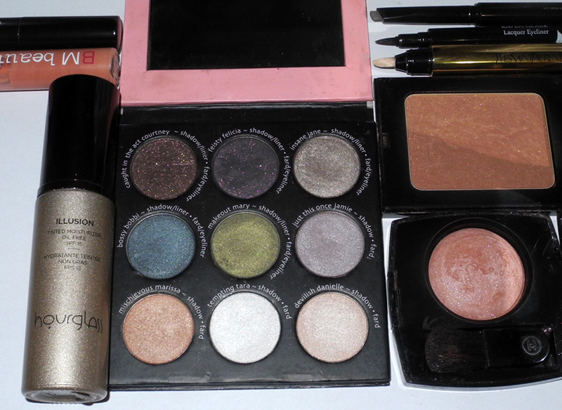 Face Of The Day  chanel YSL Hourglass thebalm RBR