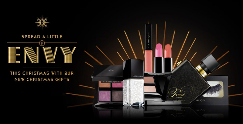 Illamasqua Makeup Collection for Christmas 2013 products