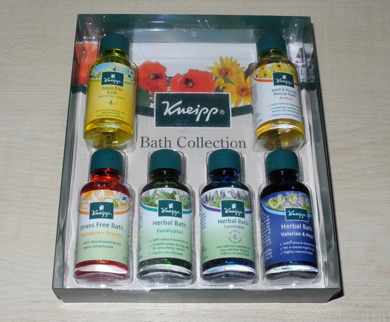 Kneipp Herbal Bath Collection  review