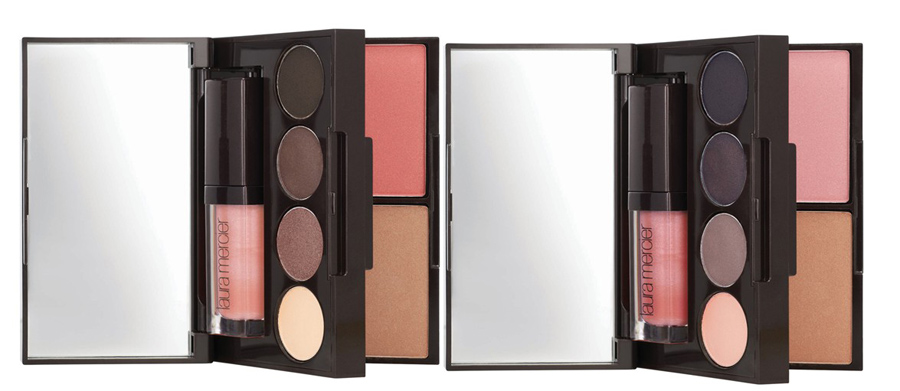 Laua Mercier colour-to-go portable palette for eyes, cheeks & lips Christmas 2013