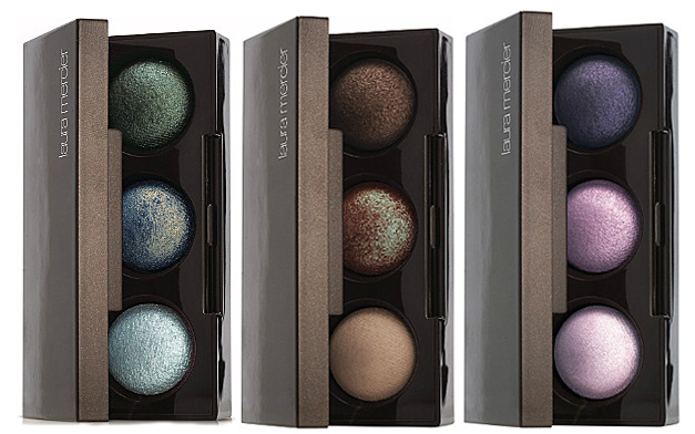 Laura Mercier petite baked eye colour bonbons holiday 2013