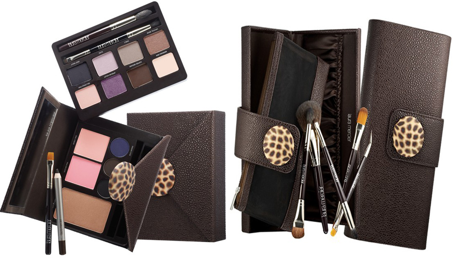 Laure Mercier makeup kit and brushes for christmas 2013