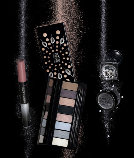 Make Up For Ever A Midnight Dream Makeup Collection for Christmas 2013 products