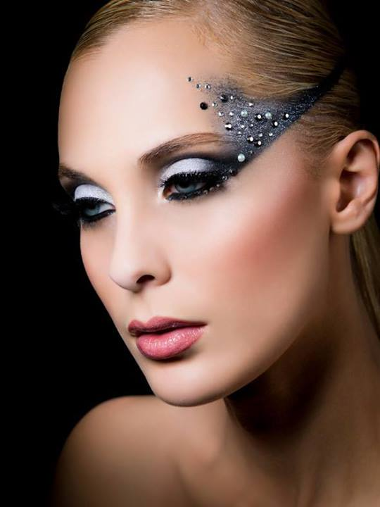 Make Up For Ever A Midnight Dream Makeup Collection for Christmas 2013 promo