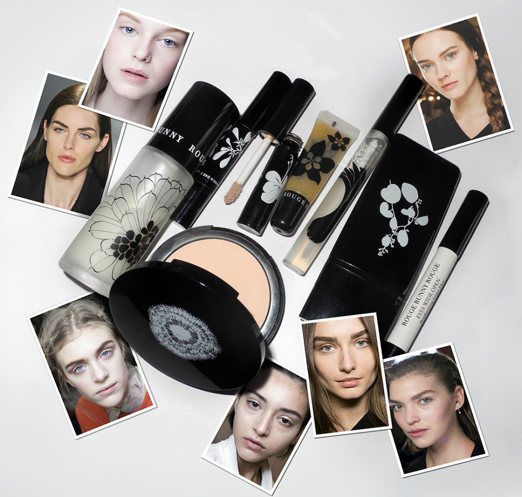 Rouge Bunny Rouge makeup tutorial