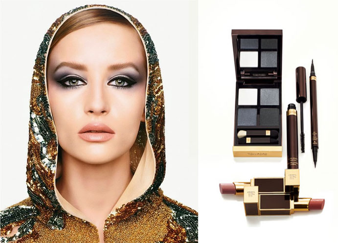 Tom-Ford-Makeup-Collection-for-Holiday-2013-model-and-products