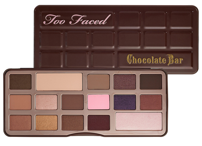Too Faced The Chocolate Bar Eye Palette spring 2014