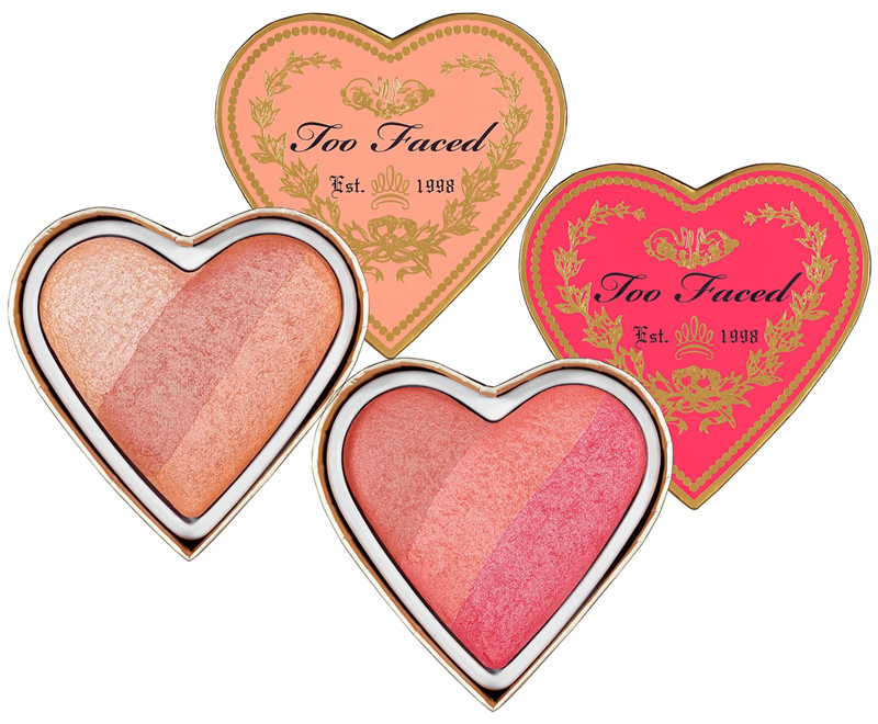 Too faced Sweethearts Perfect Flush Blush spring 2014