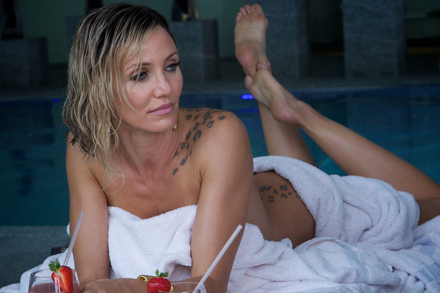 cameron diaz in counselor tattoo