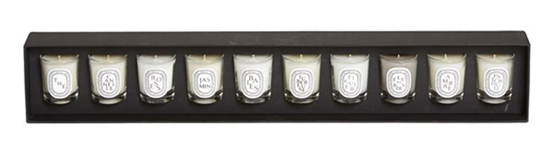 diptyque Candles collection holiday 2013