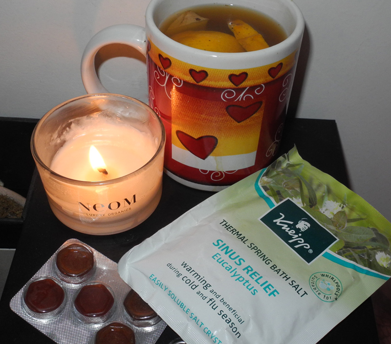 makeup4all weekend photo candle tea kneipp bath salt