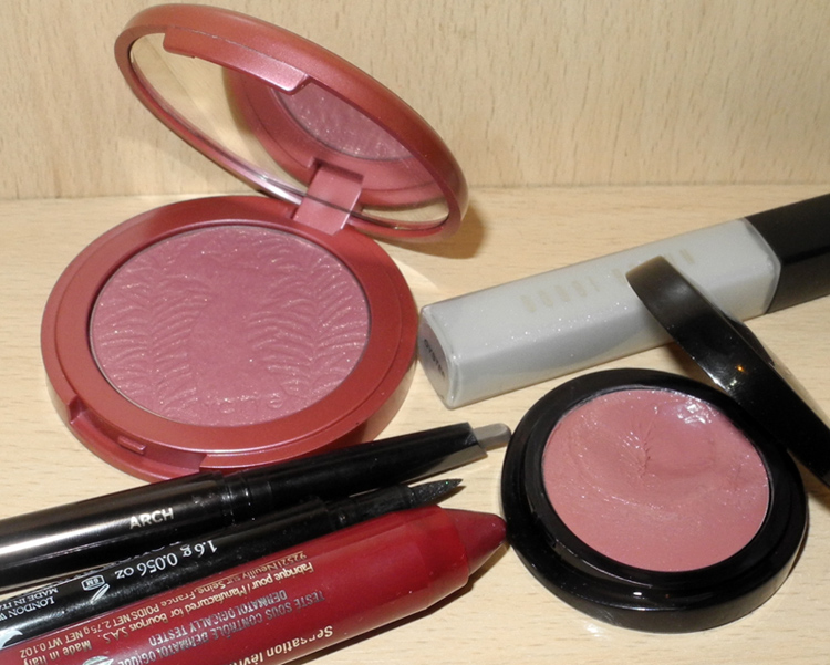 December 2013 beauty favourites hair and body products1