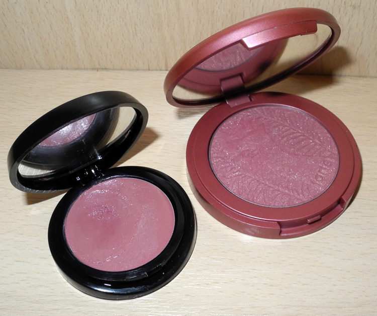 Favourite Blush Combination Tarte Amazonian Clay Blush Artdeco Cream Rouge For Cheeks and Lips